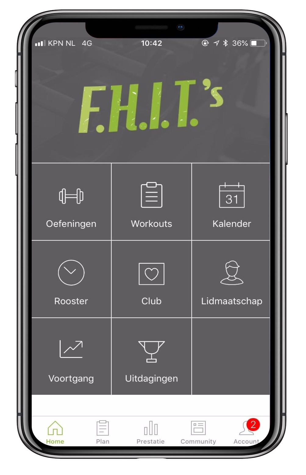 FHIT's App screenshot 3